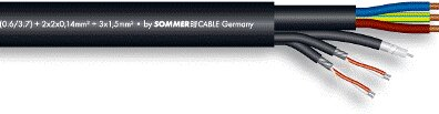 Sommer Cable Transit MC 123 audio-video-hybrid kábel, metráž