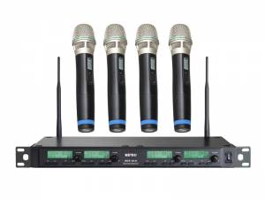 MIPRO ACT-3 VOCAL SET QUAD 4x Hand