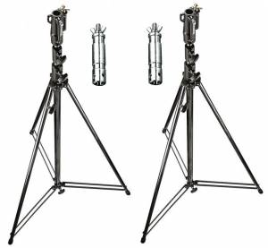 Manfrotto 111BSU Tall Stand + Manfrotto 620-12
